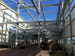 Stahlhalle Feldbinder